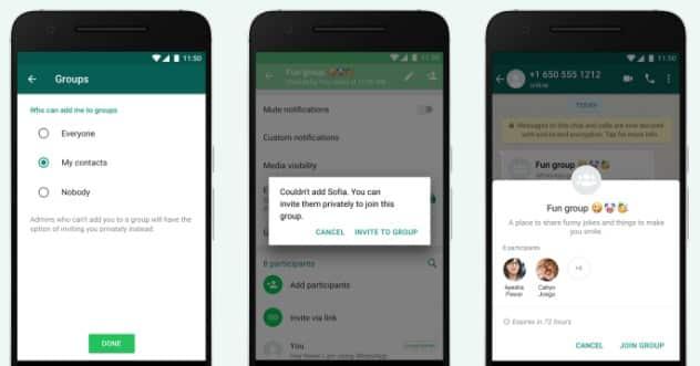 Cara Jitu Agar Tidak Ditambahkan Ke Grup Whatsapp