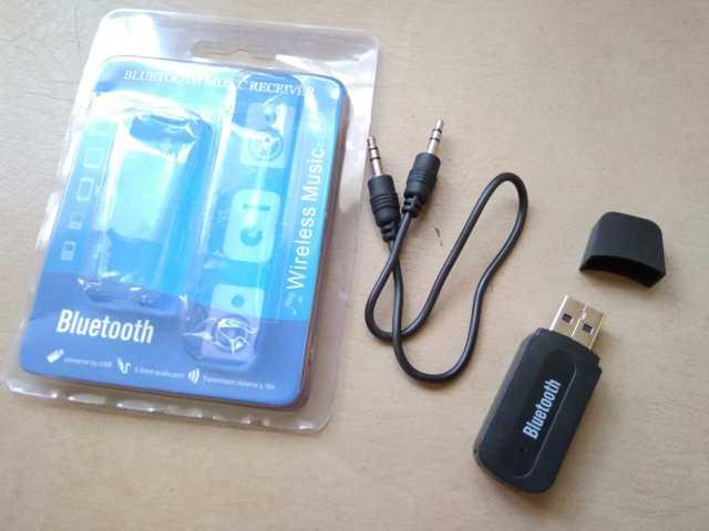 Cara Menggunakan Bluetooth Music Receiver Bt-163