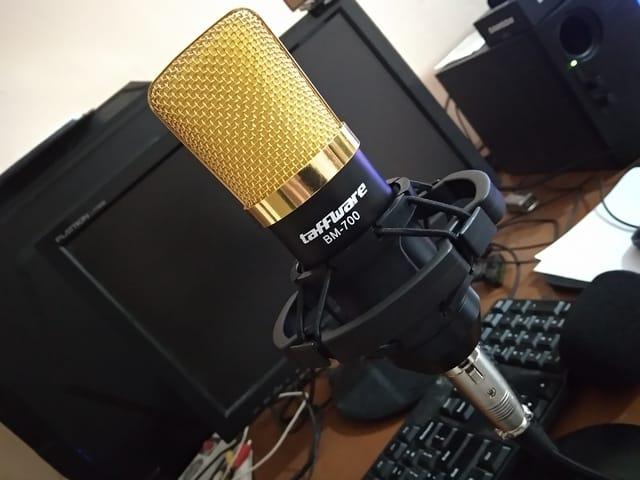 Mengatasi Suara Pelan Microphone BM 700