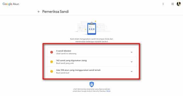 Cara Periksa Password Apakah Aman Atau Dibobol