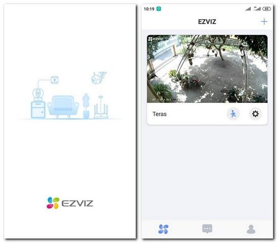 Review Singkat Ipcam Ezviz C1C 1080p