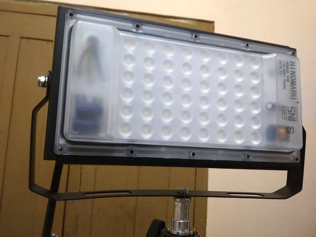 Lampu LED Video Shooting Murah dan Terang Cuma 90rb-an