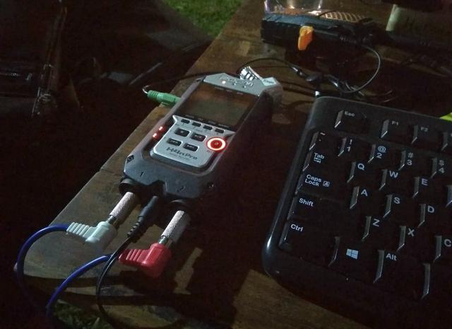 Rekam Audio dari Mixer ke Recorder Sekaligus Ke Komputer
