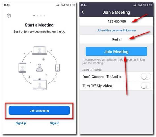 Cara Menggunakan Aplikasi Zoom Meeting di Ponsel