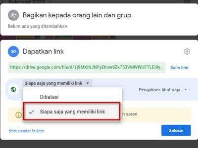 Embed File Google Drive ke Blog
