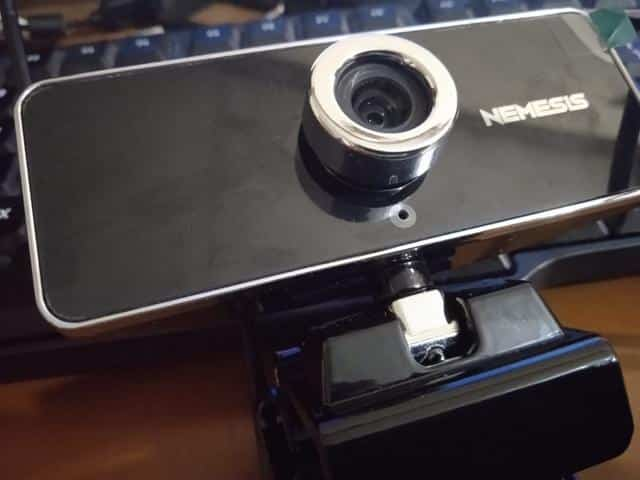 Review Singkat Webcam Nemesis NYK A80
