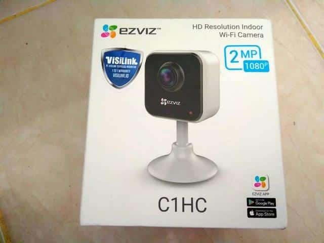 Perbedaan CCTV Ezviz C1HC Dengan Ezviz C1C
