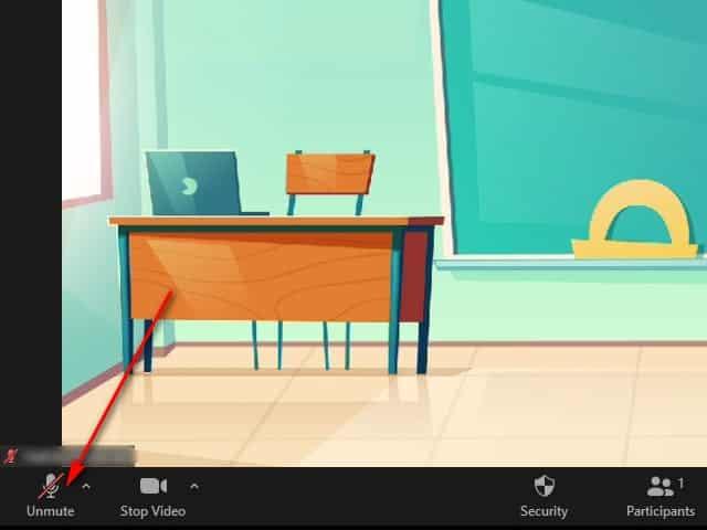 Cara Cepat Unmute Mic di Zoom Desktop